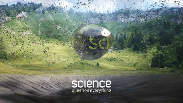 MvsM / SCI / Unnatural by ManvsMachine. Discovery USA commissioned ManvsMachine to create a family of idents for it's recently re-launched Science network.