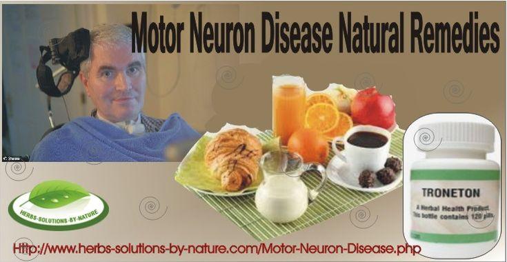Motor Neuron Disease Natural Remedies