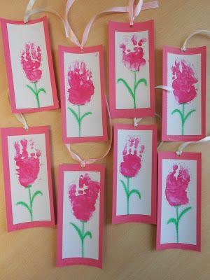 main tulipe