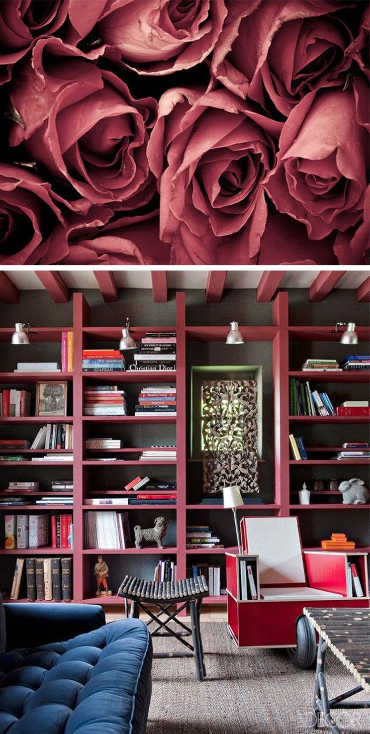 1000 idées sur le thème Palettes De Couleur Rouge sur Pinterest ...