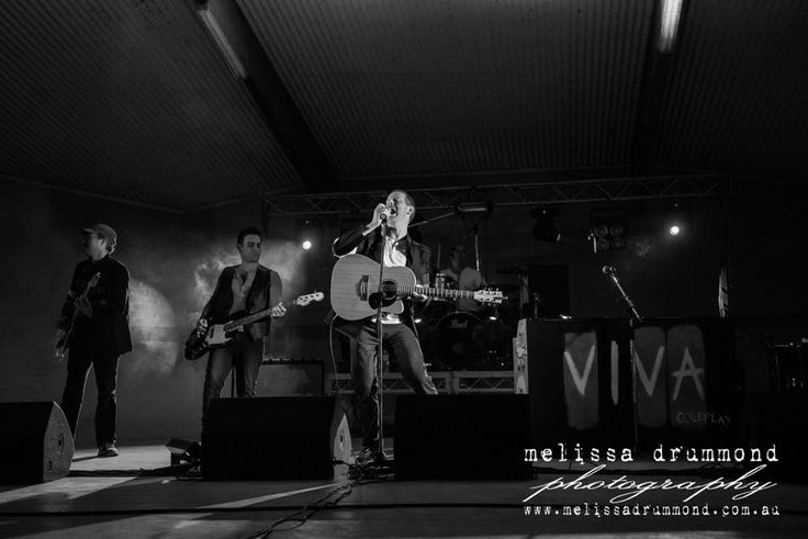 Viva Coldplay Tribute Show | GALLERY Live from Sunset at the Soundshell Kalgoorlie-Boulder WA visit vivacoldplay.com.au