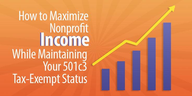 501c3 Tax- Exempt