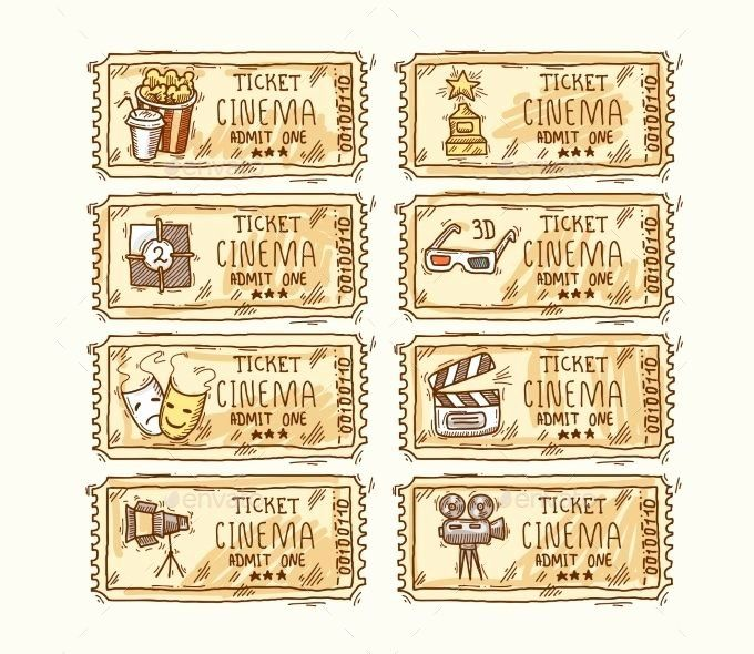 Blank Movie Ticket Invitation Template New Blank Movie Ticket Invitation Template Free Download Aashe Movie Ticket Template Cinema Ticket Movie Tickets