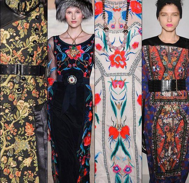 Fall 2013 fashion trends: autumn / winter 2013 fashion