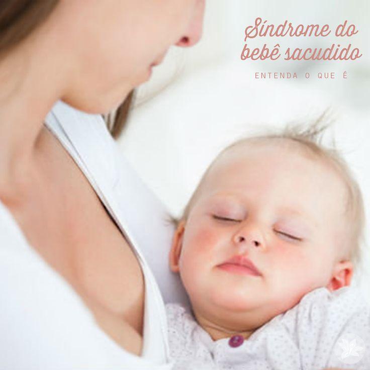 Sacudir bebês pode causar lesões cerebrais e deixar sequelas. E não, não é mito nem exagero. A síndrome do bebê sacudido, recentemente renomeada para Abusive Head Trauma (AHT),  existe e ocorre quando a criança é submetida a movimentos abruptos que podem alterar a coluna com traumas na região cervical.