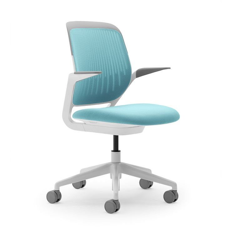Aqua Office Chair - Rustic Home Office Furniture Check more at http://invisifile.com/aqua-office-chair/