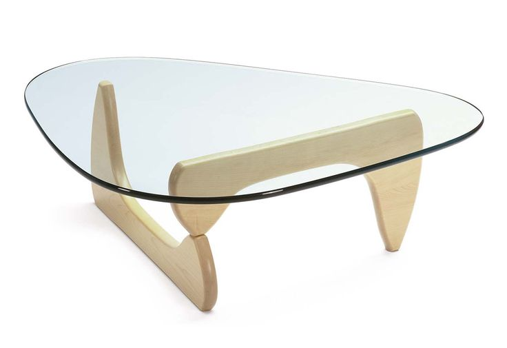 Noguchi Coffee Table Designs Ideas - https://www.seasideballoonfest.com/noguchi-coffee-table-designs-ideas/ : #HomeFurniture Noguchi coffee table is one of the furniture that never tires of seeing in many different environments. With its solid wood structure and glass top, the Noguchi table gets old and is perfect in both modern environments and other classics with a retro touch. After designing it in 1944, Noguchi...