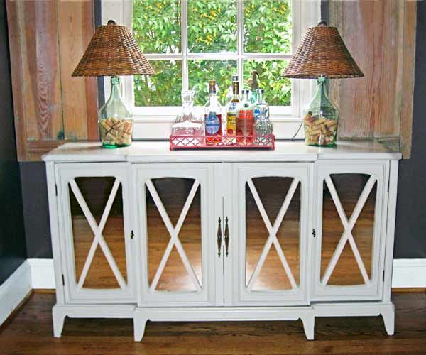 91 best images about diy mirrored furniture on pinterest for Diy mirrored kitchen cabinets