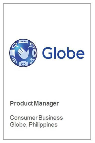 Product Manager Consumer Business Globe, Philippines