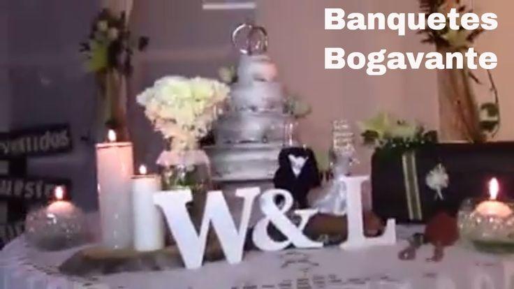 Banquetes Bogavante, Eventos, Matrimonios en Bogotá - Colombia