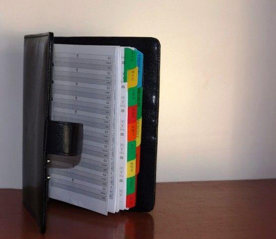 Cetak buku agenda desain menarik - Jual Buku Agenda - Percetakan Ayuprint - Karawang - DSCF1987