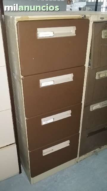 MIL ANUNCIOS.COM - Mobiliario oficina archivador metalico