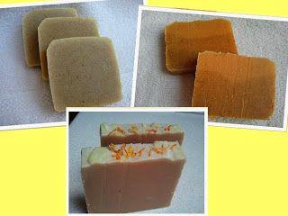 Eszti Szappanszertár / Eszti's Soap Storeroom: Mézes kamilla-körömvirág szappan receptje / Honey Chamomille-Calendula soap recipe