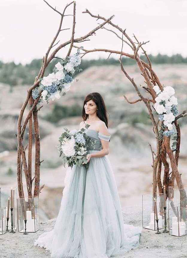 15 Creative Wedding Arch Ideas | Outdoor wedding arch