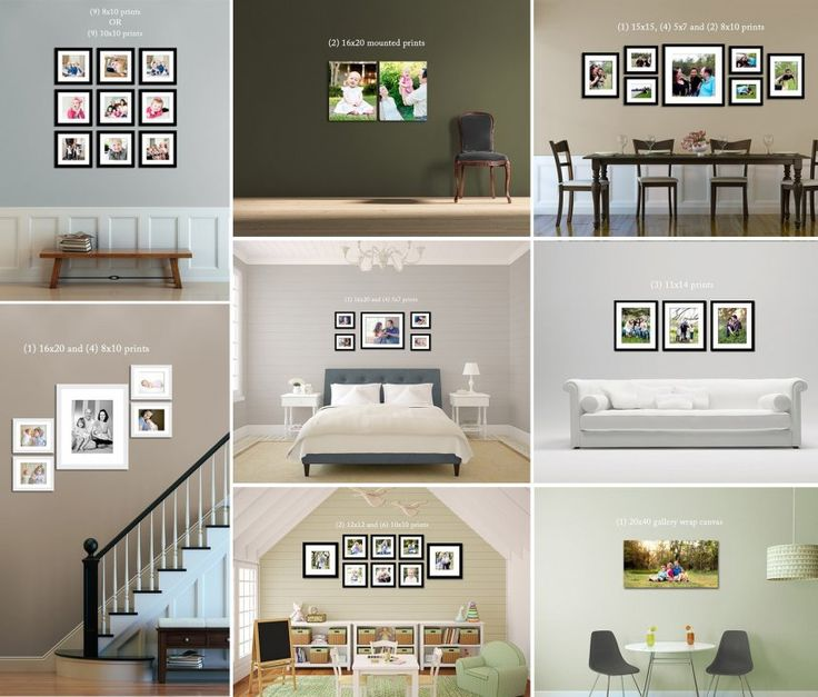 Diy poster frames picture on wall ideas tags how to make