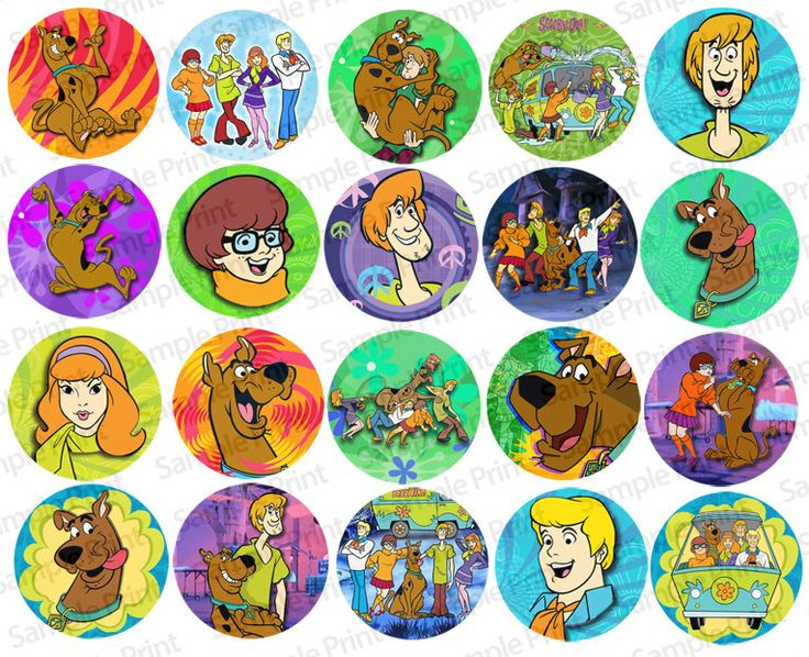 392 best festa scooby doo images on Pinterest Birthday party ideas