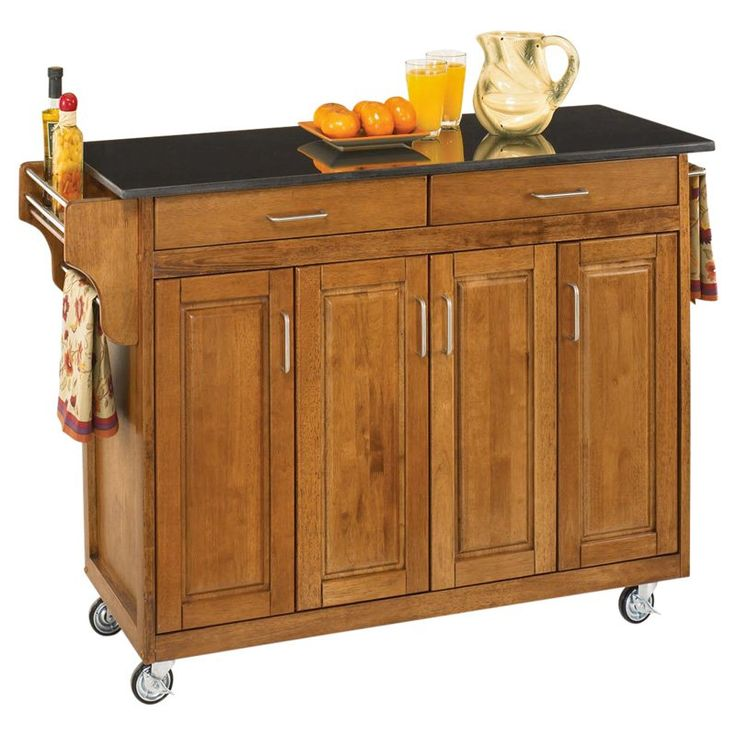 Home Styles Large Create A Cart Kitchen Island $369.94