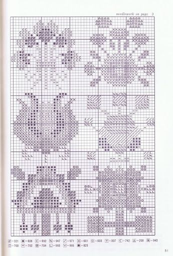 Ondori Janpan - Cross Stitch Designs 1 - 幽兰 - Álbumes web de Picasa