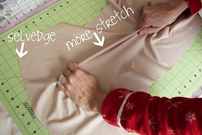 Smashed Peas and Carrots: Stretch Knit Pregnancy Band Tutorial