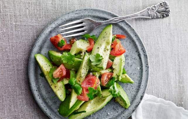 Spicy avocadosalat - ALT.dk
