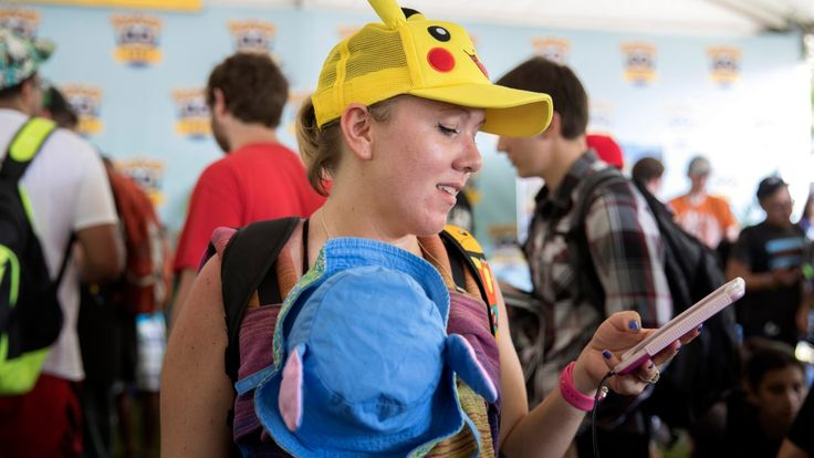 The Associated Press   A major Pokemon Go festival in Chicago Saturday to celebrate the one-year anniversary of the virtual game went badly awry when technical glitches prevented many fans from logging on. The problems forced Niantic Inc., the developer of the wildly popular augmented reality... - #Anniversary, #Awry, #Chicago, #Entertainment, #Festival, #Marking, #Pokemon, #World_News