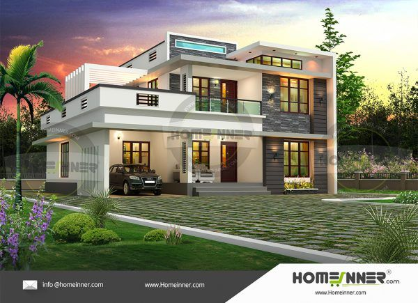 Coming Soon Homeinner Leading Online Home Designer Kerala House Design Cool House Designs Small House Elevation Design