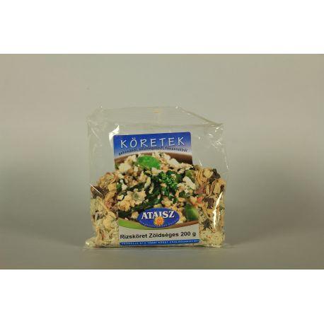 Zöldséges rizsköret 200g