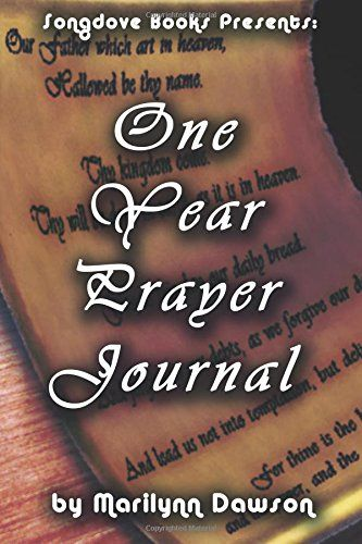 """Just sold a copy of the """"One #Year #Prayer #Journal"""" on #Amazon today!  Praying this book enriches their prayer life in 2017.  Get your copy here:  http://amzn.to/2jH88F5"""