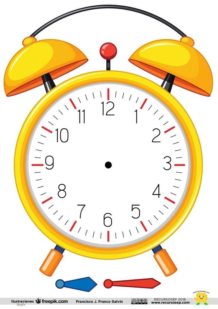 Construimos Nuestro Reloj Para Aprender Las Horas Aprender La Hora Trucos Para La Escuela Matematicas Para Ninos