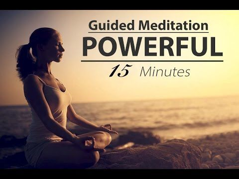 Our Powerful Guided Meditation has been extended to 15 minutes for those who enjoy a longer experience.