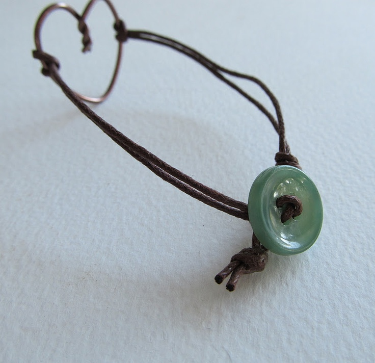 Heart Bracelet, DIY