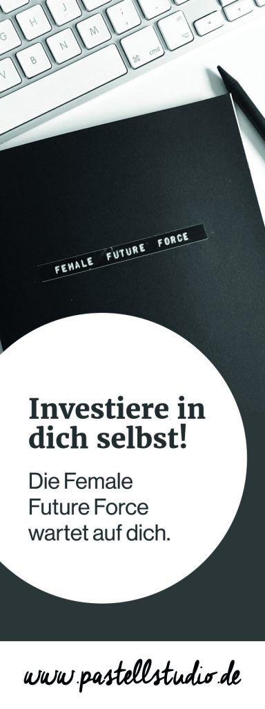 Investiere in dich selbst! | Pastell Studio