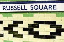 Metro de Londres - Wikipedia, la enciclopedia libre