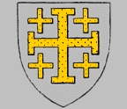 Fulk V of Anjou  King of Jerusalem   Grandfather of Henry II of England  Count of Anjou  29th, 30th, 32nd great grandfather