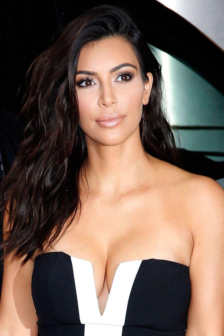Kim Kardashian arrives at the BBC Radio 1 Studios on Sept. 3, 2014, in London, England. Getty -Cosmopolitan.com