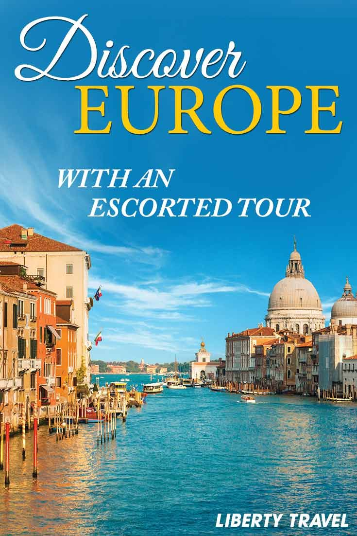 Discover Europe on a small escorted tour and experience the most beautiful cities and small towns of Europe. Click on the pin to learn more.