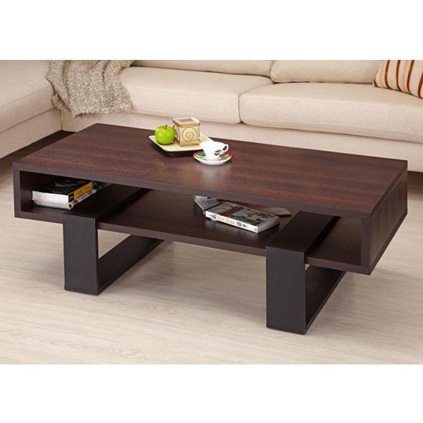 + best ideas about Dark wood coffee table on Pinterest