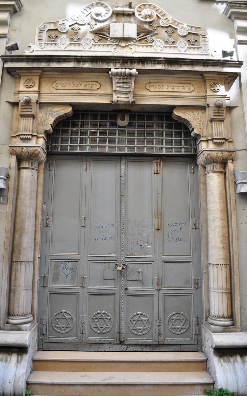Galata istanbul a jewish center