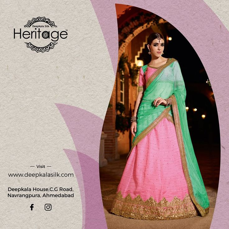 Elevate your festive look with our gorgeous Lehenga Choli Set with Deepkala Silk Heritage  https://www.deepkalasilk.com/light-pink-chennai-silk-lehenga-choli-set.html #Cotton #Beauty #boldness #deepkala #silk #heritage #deepkalasilkheritage #TraditionalWear #BeSpoke #SalwarSuits #Lehenga #Saree #lightpink