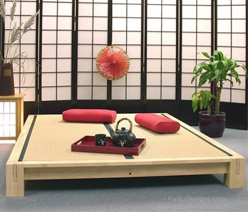 Modern Japanese Living Room Design With Teaset Interior Decorating Restaurant Home