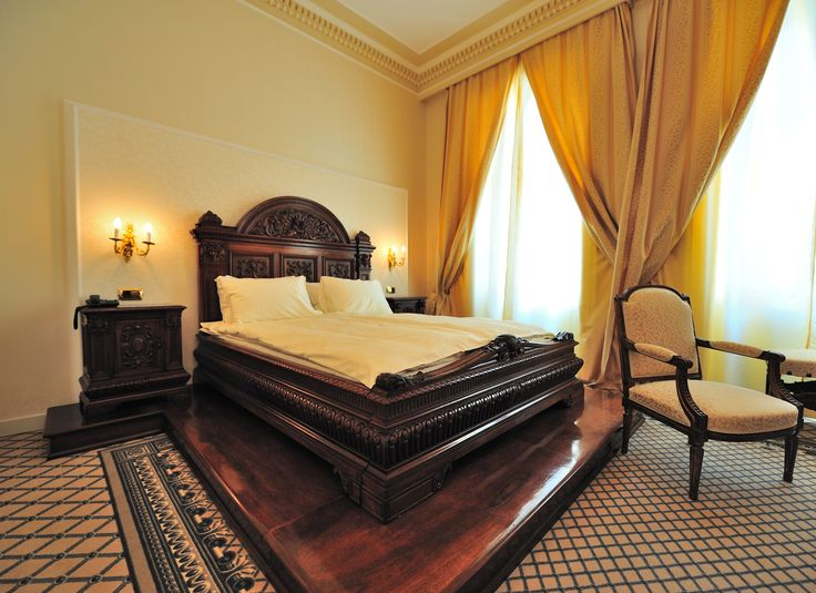 In Grand Hotel Continental every guest is treated as royalty!
