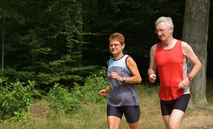 Aerobinen liikuntaa voi hidastaa iän aiheuttamaa aivojen rappeutumista.