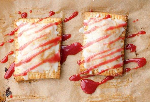 Oh, Pop-Tarts never tasted like this: Homemade Toaster Tarts