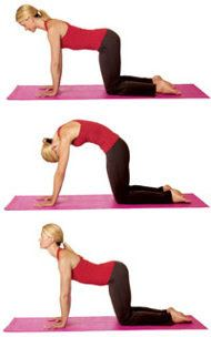 Yoga Poses for Gas, Constipation and Bloating Relief - Healthy Life and Shape