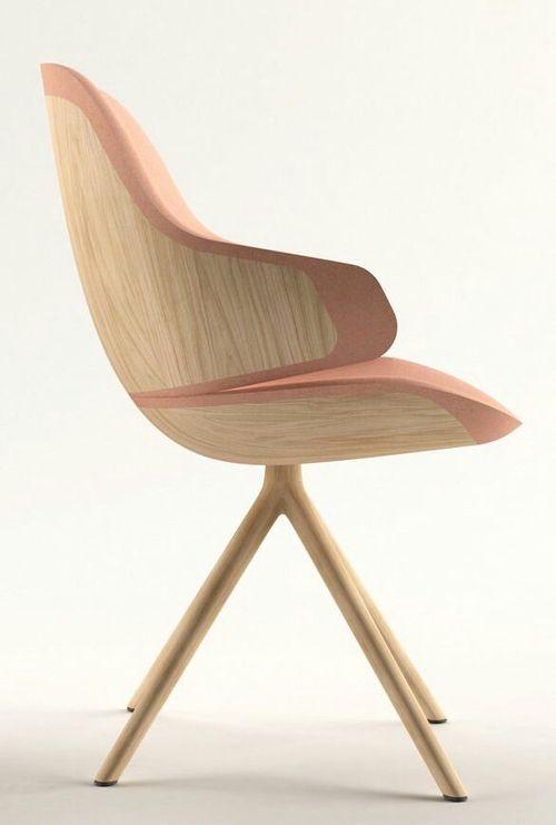 product design #wood #woodchair #uniquechair #exclusivechair #chairideas #chairdesign.