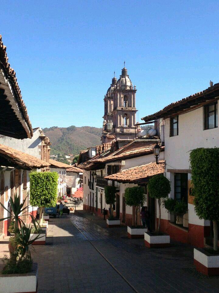 Valle de Bravo. Edo.de Mex. Pueblo mágico