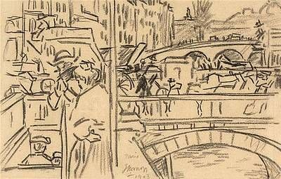 Paris - Johannes Theodoor Jan Toorop | Studio 2000