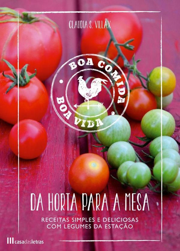 No fim de Fevereiro, chega Da Horta para a mesa, Boa comida boa Vida, um livro que relata a nossa experiência familiar numa horta biológica, em terras do Alto Alentejo. Casa das Letras- Leya- Portugal
