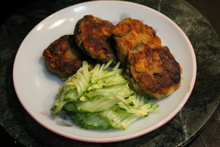 Quick And Easy Kids Friendly recipes: Eggplant Nugget