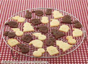バレンタインクリスマスクッキー型抜き